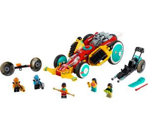 LEGO Monkie Kid's Cloud Roadster Set 80015