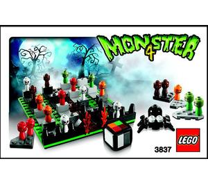 LEGO Monster 4 (3837) Instructions