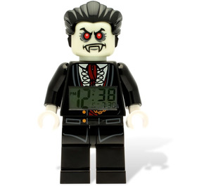 LEGO Monster Fighters Lord Vampyre Minifigure Clock (5001353)