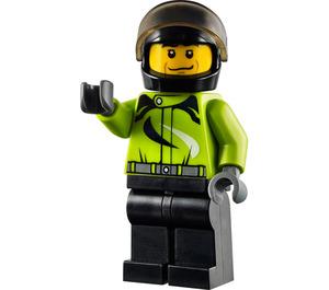 LEGO Monster Truck Driver Minifigure