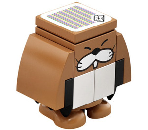LEGO Monty Mole Minifigure