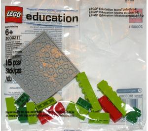 LEGO MoreToMath Kit 1-2 Snake Set 2000211