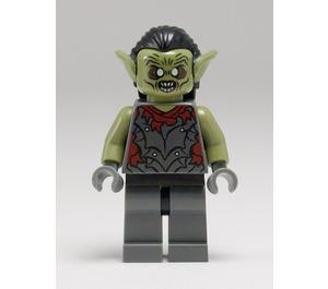 LEGO Moria Orc - Olive Green Minifigure