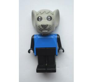 LEGO Mortimer Mouse Fabuland Minifigure