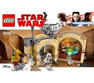 LEGO Mos Eisley Cantina Set 75205 Instructions