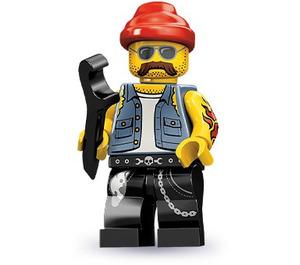 LEGO Motorcycle Mechanic Set 71001-16