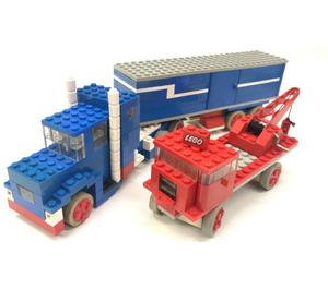LEGO Motorized Truck Set 371-2