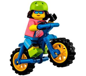LEGO Mountain Biker Set 71025-16