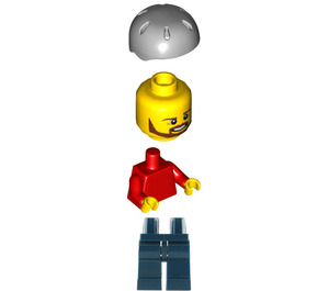 LEGO Mountain Hut Man Minifigure
