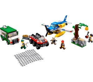 LEGO Mountain River Heist Set 60175