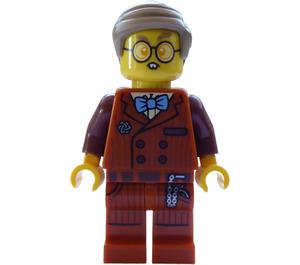 LEGO Mr. Clarke Minifigure