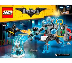 LEGO Mr. Freeze Ice Attack Set 70901 Instructions
