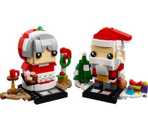 LEGO Mr. & Mrs. Claus Set 40274