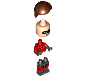 LEGO Mrs. Incredible Minifigure