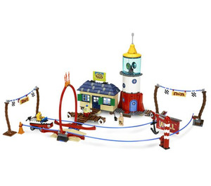 LEGO Mrs. Puff's Boating School Set 4982