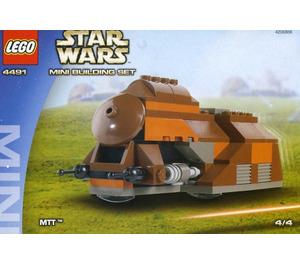 LEGO MTT Set 4491