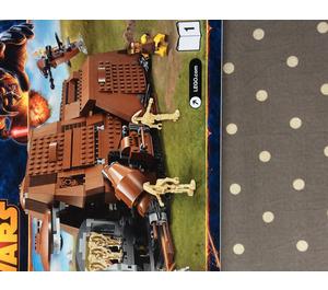 LEGO MTT Set 75058 Instructions