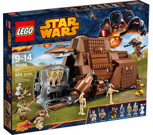 LEGO MTT Set 75058 Packaging