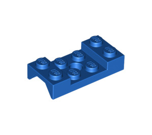 LEGO Mudguard 2 x 4 with Arch Studded with Hole (60212)