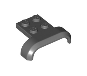 LEGO Mudguard 3 x 4 with Plate (28326)