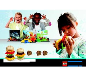 LEGO Multi Vehicles Set 45006 Instructions