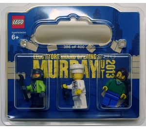 LEGO Murray Exclusive Minifigure Pack (MURRAY)