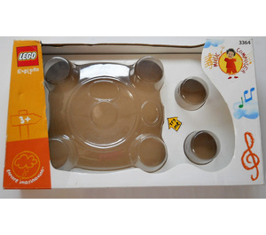 LEGO Music Composer Set 3364 Packaging