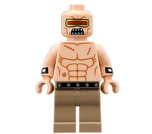 LEGO Mutant Leader Minifigure