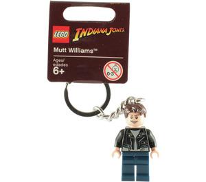 LEGO Mutt Williams Key Chain (852716)