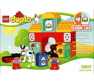LEGO My First Farm Set 10617 Instructions