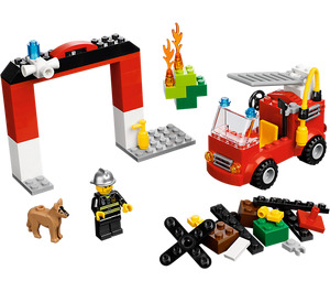 LEGO My First Fire Station Set 10661
