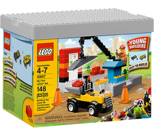 LEGO My First Set 10657 Packaging