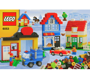 LEGO My First Town Set 6053 Instructions