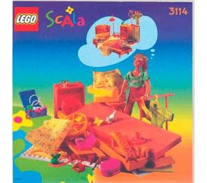 LEGO My Place Set 3114 Instructions