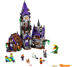LEGO Mystery Mansion Set 75904