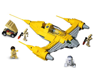 LEGO Naboo Fighter Set 7141