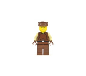 LEGO Naboo Security Officer Minifigure