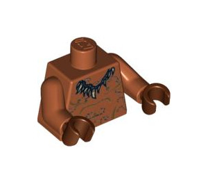 LEGO Native Torso with Tooth Necklace (76382)