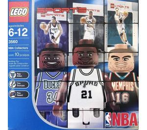 LEGO NBA Collectors # 1 Set 3560