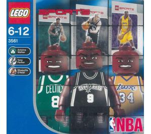 LEGO NBA Collectors # 2 Set 3561