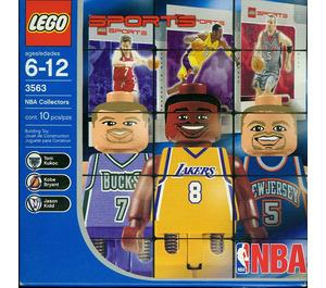 LEGO NBA Collectors #4 Set 3563
