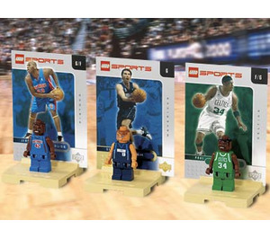 LEGO NBA Collectors # 6 Set 3565