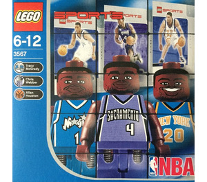 LEGO NBA Collectors #8 Set 3567