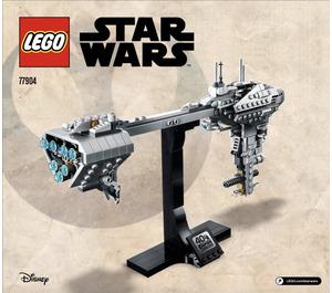 LEGO Nebulon-B Frigate Set 77904