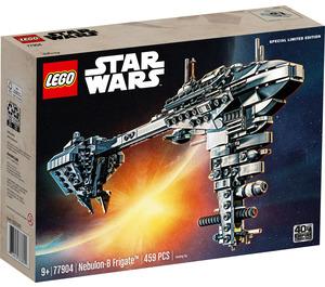 LEGO Nebulon-B Frigate Set 77904 Packaging
