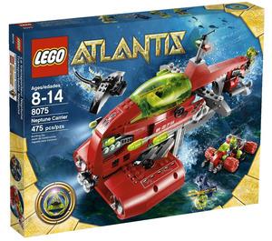LEGO Neptune Carrier Set 8075 Packaging