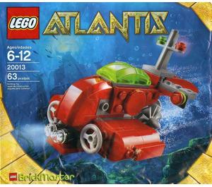 LEGO Neptune Microsub Set 20013
