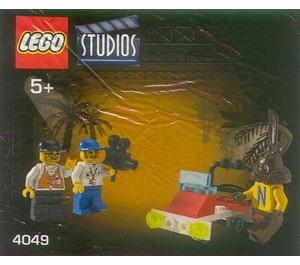LEGO Nesquik Rabbit Film Set 4049
