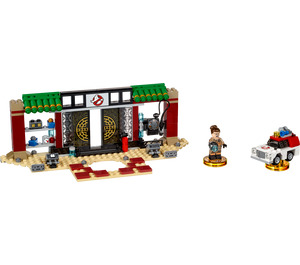 LEGO New Ghostbusters: Play the Complete Movie Set 71242