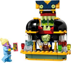 LEGO Newbury Juice Bar Set 40336